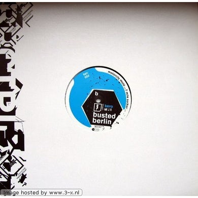 Kero BUSTED BERLIN Vinyl Record