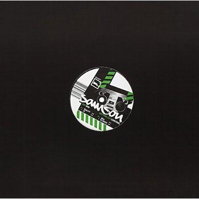Samson GETTOBLASTCONTROL Vinyl Record