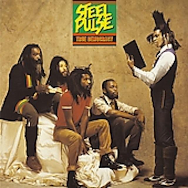 Steel Pulse TRUE DEMOCRACY CD