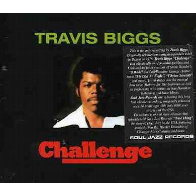 Travis Biggs CHALLENGE CD
