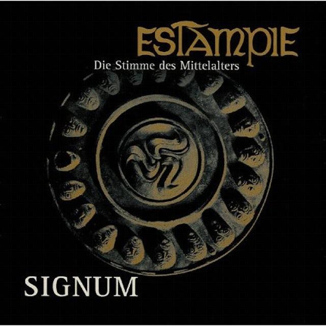 Estampie SIGNUM CD