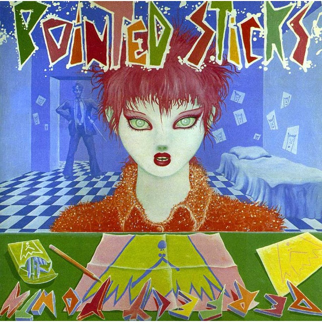 Pointed Sticks PERFECT YOUTH CD
