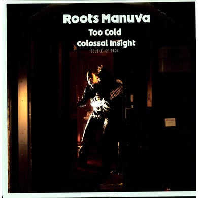 Roots Manuva TOO COLD / COLOSSAL INSIGHT Vinyl Record