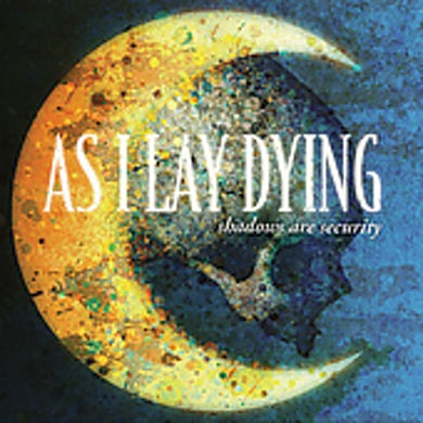 As I Lay Dying SHADOWS ARE SECURITY CD
