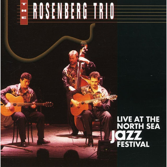 Rosenberg Trio LIVE AT NORTH SEA JAZZ FESTIVAL CD