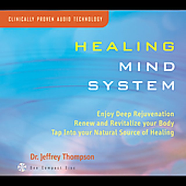Jeffrey Thompson HEALING MIND SYSTEM CD