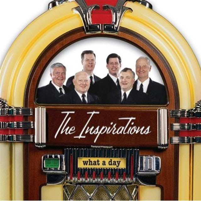 Inspirations WHAT A DAY CD