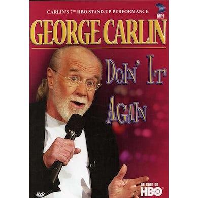 George Carlin CARLIN DOIN IT AGAIN DVD