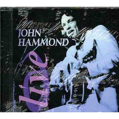 John Hammond LIVE CD