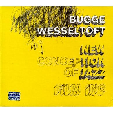 Bugge Wesseltoft FILM'ING CD