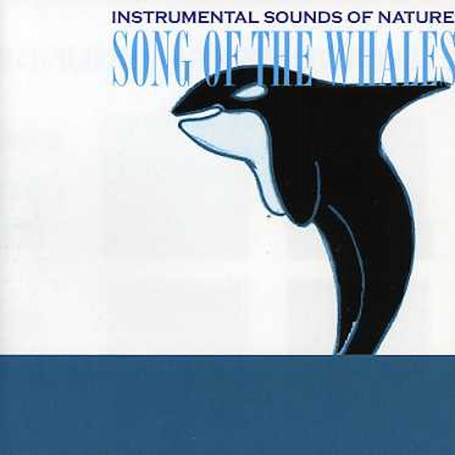 Sounds of Nature SONG OF THE WHALES CD
