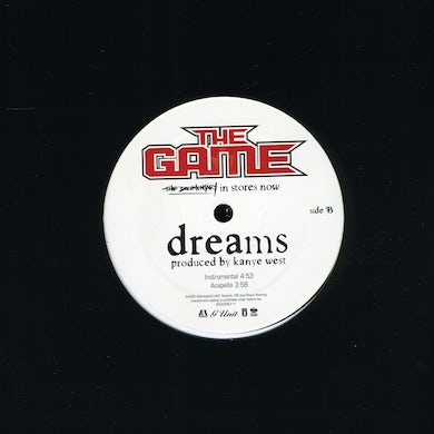 The Game DREAMS (X4) Vinyl Record