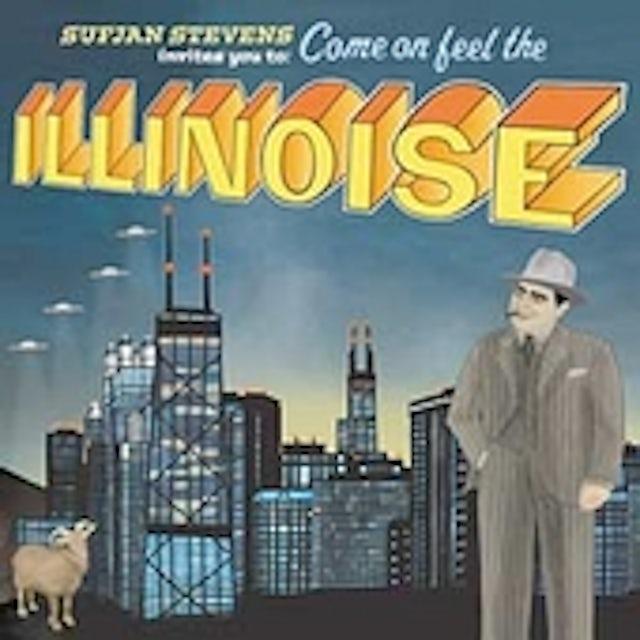 Sufjan Stevens ILLINOISE CD
