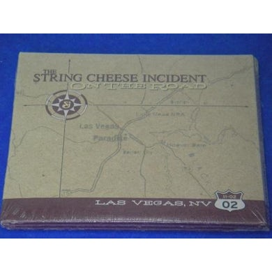 String Cheese Incident NOVEMBER 2 2002 LAS VEGAS NV: ON THE ROAD CD