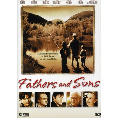 FATHERS & SONS (2004) DVD