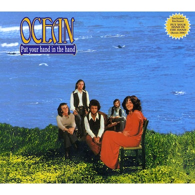 Ocean PUT YOUR HAND IN THE HAND CD