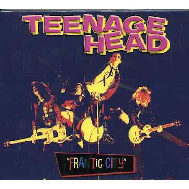 TEENAGE HEAD FRANTIC CITY CD