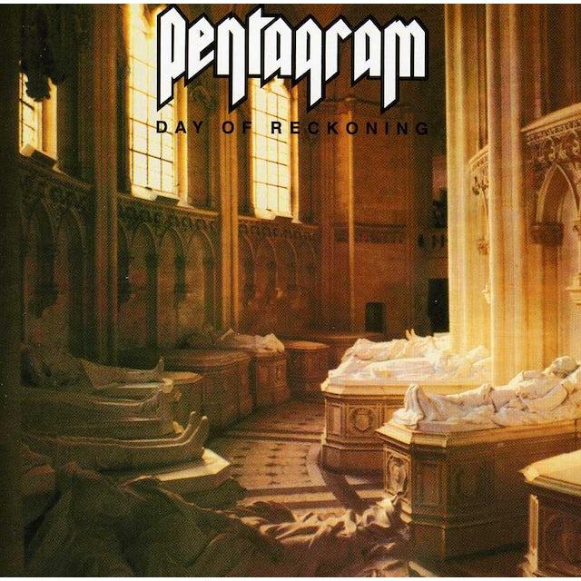 Pentagram DAY OF RECKONING CD