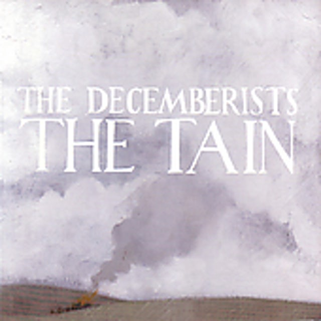 The Decemberists TAIN CD