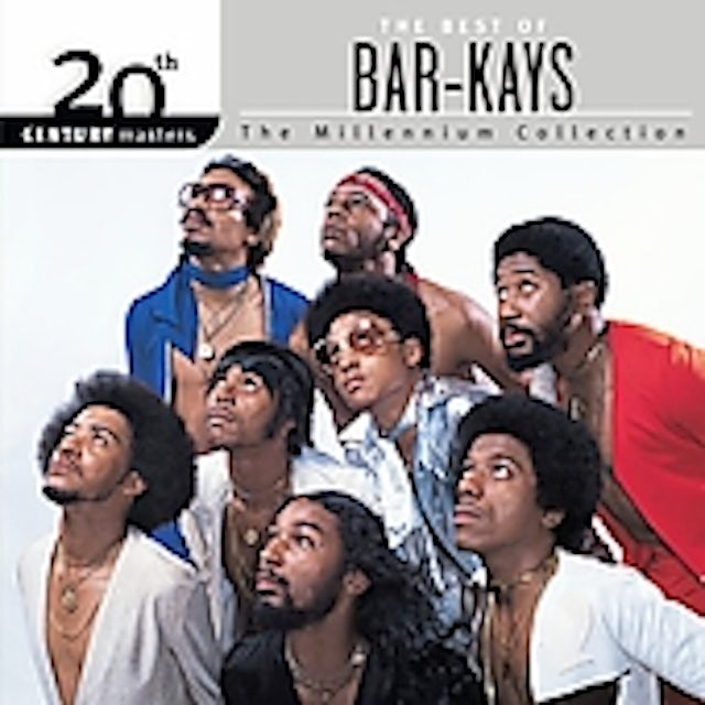Bar-Kays 20TH CENTURY MASTERS: MILLENNIUM COLLECTION CD