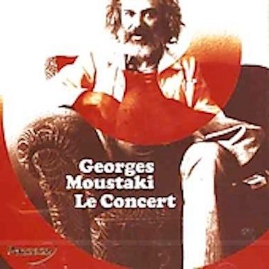 Georges Moustaki LE CONCERT CD