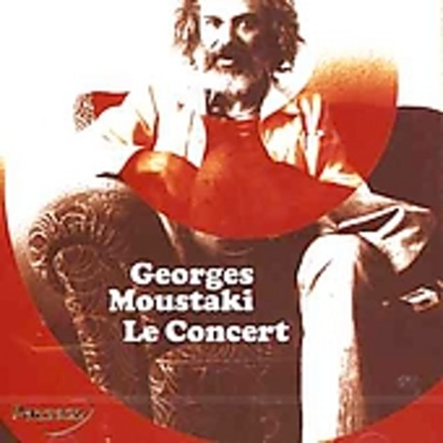 Georges Moustaki LE CONCERT CD