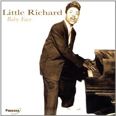 Little Richard  BABY FACE CD