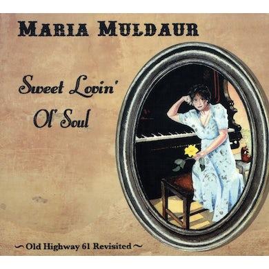 Maria Muldaur SWEET LOVIN OL SOUL CD