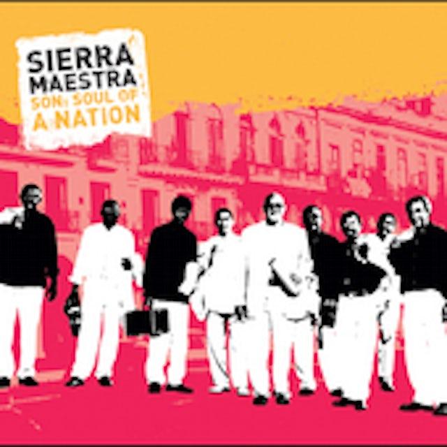 Sierra Maestra SON: SOUL OF A NATION CD
