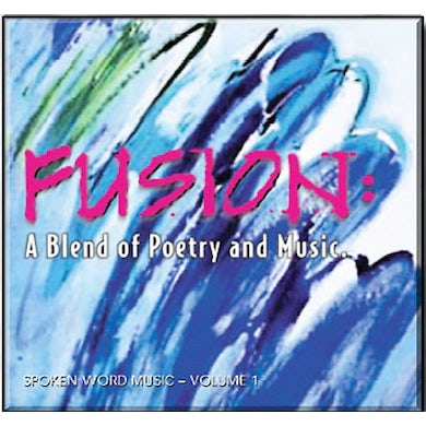 Fusion BLEND OF POETRY & MUSIC CD