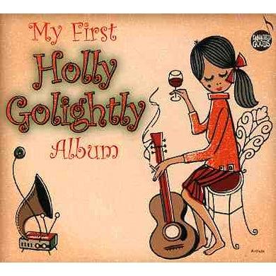 MY FIRST HOLLY GOLIGHTLY ALBUM CD