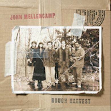 John Mellencamp ROUGH HARVEST CD
