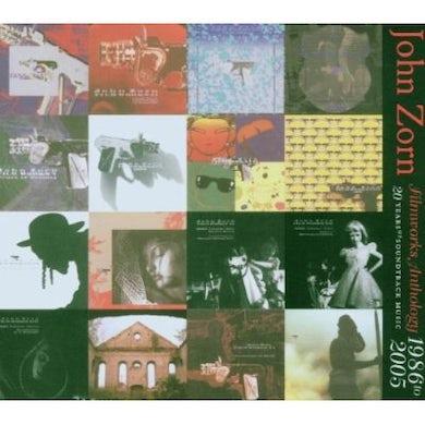 John Zorn BEST OF FILMWORKS: 20 YEARS OF SOUNDTRACK MUSIC CD