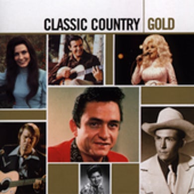 Classic Country Gold / Various CD