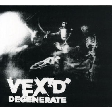 vex'd DE GENERATE CD