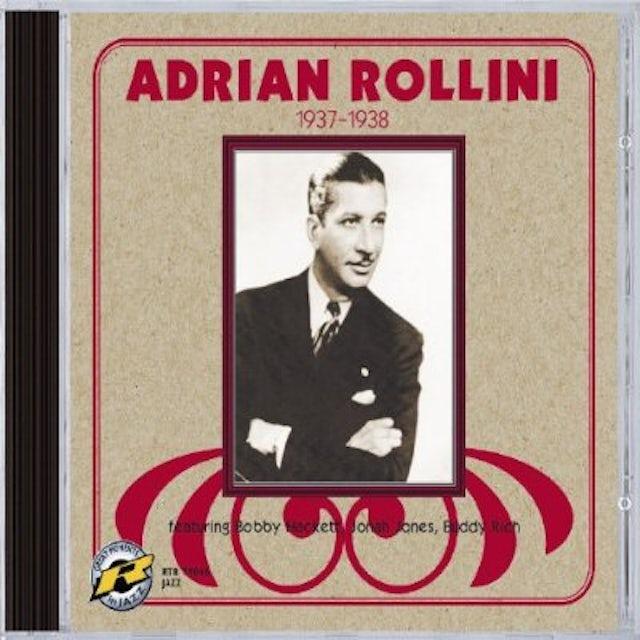Adrian Rollini 1937-1938 CD