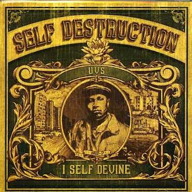 SELF DESTRUCTION CD