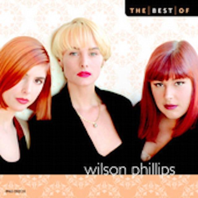 Wilson Phillips BEST OF CD