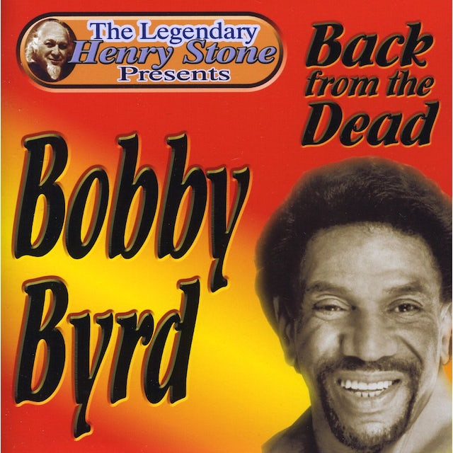 Bobby Byrd BACK FROM THE DEAD CD