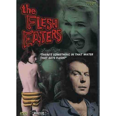 FLESH EATERS DVD