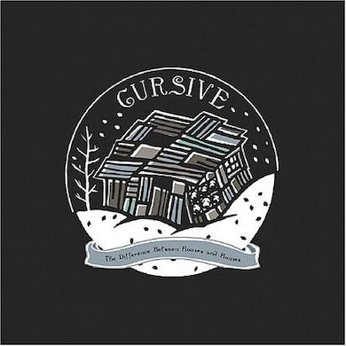 Cursive DIFFERENCE BETWEEN HOUSES & HOMES: LOST SONGS & Vinyl Record