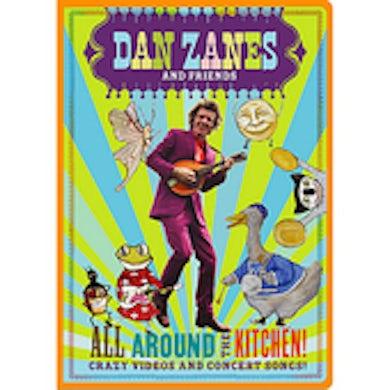 ALL AROUND KITCHEN: CRAZY VIDEOS & CONCERT SONGS DVD