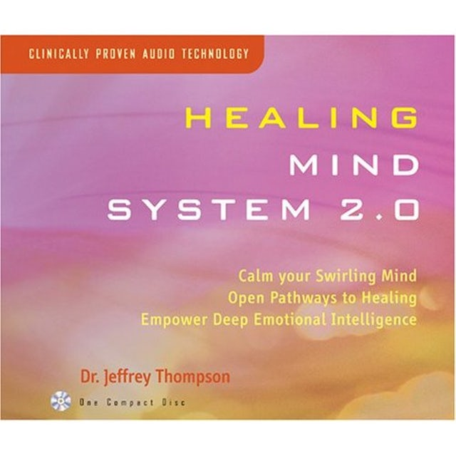 Jeffrey Thompson HEALING MIND SYSTEM 2.0 CD