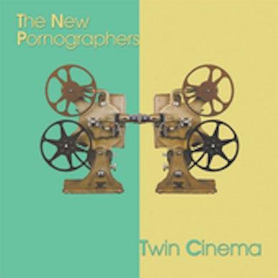 The New Pornographers TWIN CINEMA CD
