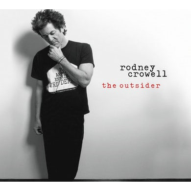 Rodney Crowell OUTSIDER CD