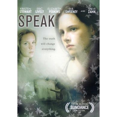 SPEAK (2004) DVD