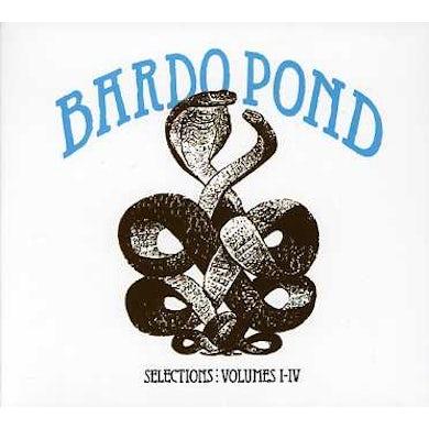 Bardo Pond SELECTIONS 1-4 CD
