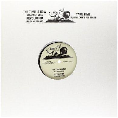 Stranger Cole / Leroy Heptones REVOLUTION Vinyl Record