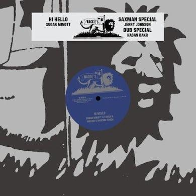 Sugar Minott  HI HELLO Vinyl Record