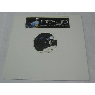 Ne-Yo STAY (X4) Vinyl Record